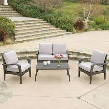 atlantic staffordshire 4 and wicker patio conversation sets renate