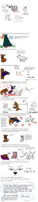 Scene Wolf Meme - wolf s rain meme by kigerwolf by mademoisellevixen on deviantart