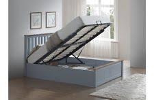 wooden storage bed ebay