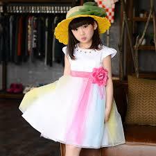 aliexpress com buy elegant baby girls birthday gift white flower