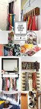 Creative Way To Hang Scarves by 25 Unique Organize Scarves Ideas On Pinterest Organizing
