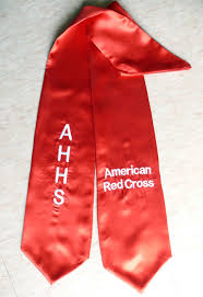 custom graduation stole american cross stoles sashes as low as 5 99 high quality