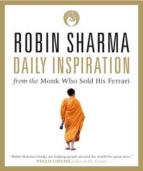 the monk who sold his review yashna dooky s review of daily inspiration from the monk who sold