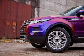 range rover purple range rover evoque purple rain автоцентр в новосибирске vip