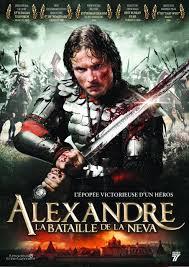 Fiche du film Alexandre la bataille de la Neva |