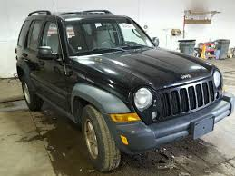 2006 black jeep liberty 1j4gl48k56w236176 2006 black jeep liberty on sale in mi ionia