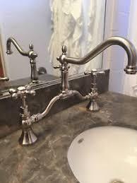 bridge kitchen faucets bridge faucet ebay
