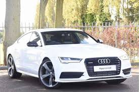 audi a7 used audi a7 for sale listers