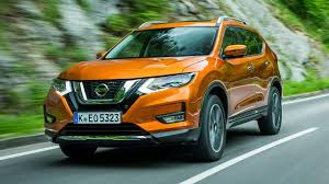nissan suv back 2017 nissan x trail review top gear