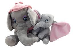 amazon disney park exclusive baby dumbo elephant mother