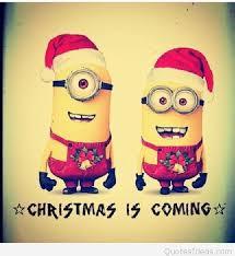 minions christmas fun