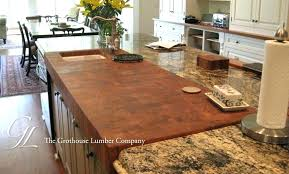 kitchen island with cutting board kitchen island cutting board top medium size of island butcher
