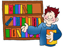 Bookcase Clips Books U0026 Bookshelves Clipart For Kids U0026 Teachers