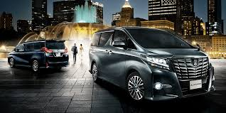toyota alphard and vellfire 30 series welcab welfare models
