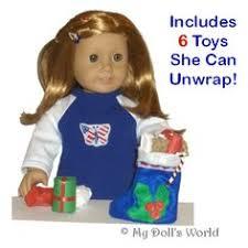 hallmark american doll ornaments american