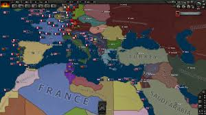Cold War Germany Map Hearts Of Iron Iv Cold War The Iron Curtain West Germany Part 3