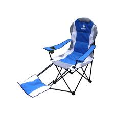 Tofasco Camping Chair by Camping Chair With Footrest Walmart Com