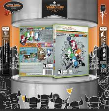 castle crashers xbox 360 box art cover by mad spike