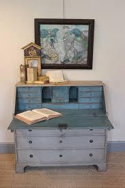 Swedish Painted Furniture 19th Century Painted Swedish Bureau Desks Games Tables