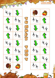 thanksgiving child activities thanksgiving math with even u0026 odd turkey trot logicroots