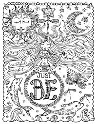 inspirational coloring pages coloring book