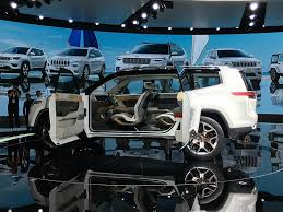 jeep concept jeep yuntu concept unveiled at auto shanghai 2017 in images