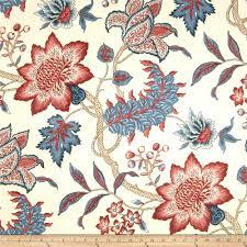Waverly Upholstery Fabric Waverly Maldives Lapis Discount Designer Fabric Fabric Com