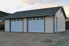 two car garage 2 car garage prices on the eastern slope of colorado