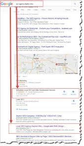 Google Maps Dayton Ohio by The Seo Value Of Blogging 50bubbles Local Seo U003e Blog