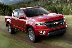 2015 Chevy Colorado Diesel Specs 2015 Chevrolet Colorado Marks Six Generations Of Small Chevy Trucks