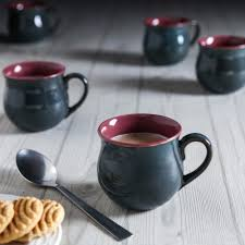 buy coffee cups buy unravel india studio pottery coffee cups set of 6 online in