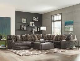 Jackson Leather Sofa Jackson Furniture 4378753072128328308328 Denali Series Stationary