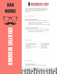 Copywriter Resume Template 20 Resume Templates 2017 To Win U2022