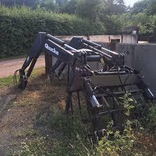 quicke q60 tractor loader mf 6290 4000 vat u2022 4 000 00