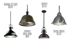Home Depot Pendant Lights Prize Pendants Bower Power