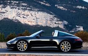 retro porsche custom jake u0027s car world porsche announces all new 911 targa