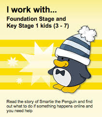 meet smartie the penguin eyfs e safety resources 123ict 123ict