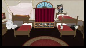 Image Home Made Bunk Bedspng RWBY Wiki FANDOM Powered By Wikia - History of bunk beds