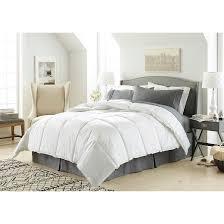 Home Design Down Alternative Full Queen Comforter Warmer Down Alternative Comforter Threshold Target