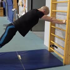 Flag Pole Workout How To Use Stall Bars Swedish Bars For Strength Training