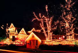 christmas decor professional christmas light installation and