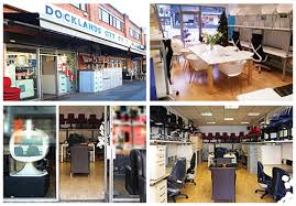 Office Second Hand Furniture by Second Hand Office Furniture London Desks Chairs U0026 Moredocklands