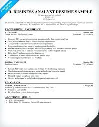 sle resume for business analyst fresher resume document margins profile summary of resume personal profile exles for resumes