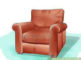 Comfort Chairs Living Room by 4 Ways To Arrange Living Room Furniture Wikihow