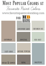 10 most popular paint colors favorite paint color cotswold af