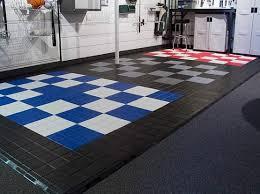 Interlocking Garage Floor Tiles Interlocking Plastic Floor Tiles For Custom Garage Floor