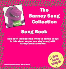 Barney And The Backyard Gang I Love You Image Songbook Png Custom Barney Episode Wiki Fandom Powered