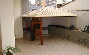 Preferidos Telhado Colonial para Churrasqueira - Modelos e Modernos  @GZ94
