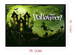 aliexpress com buy kate halloween backdrops witch bat haunted