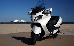 suzuki an650 burgman luxury liner shannons club